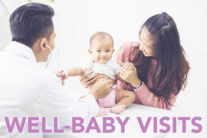 What Parents Should Know About Well-Baby Checkups