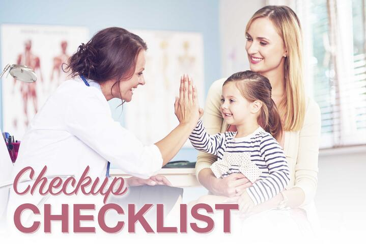 Make the Most of Your Child's Checkups