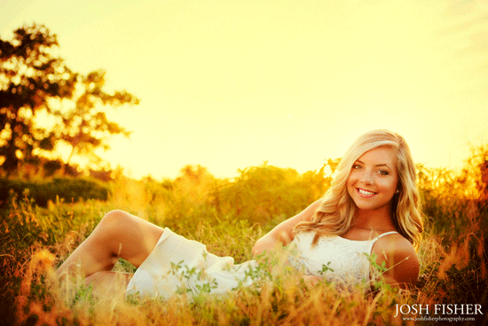 Secrets to Senior Portrait Success Part II: Lenses