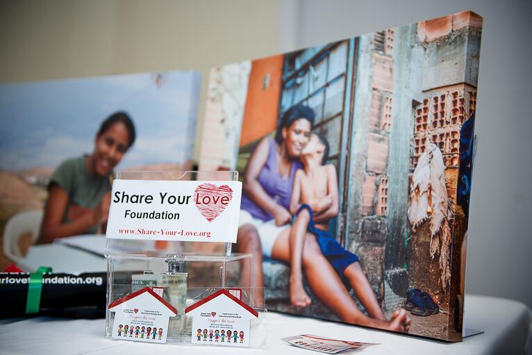 Canvas for a Cause: Share Your Love Foundation