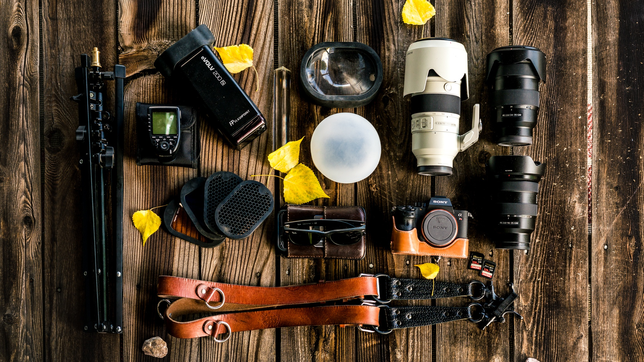 What's in My Bag - Jared Gant, Wedding Photography