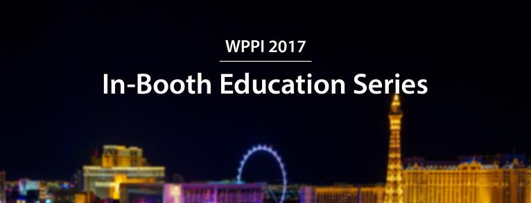WPPI In-Booth Education Series
