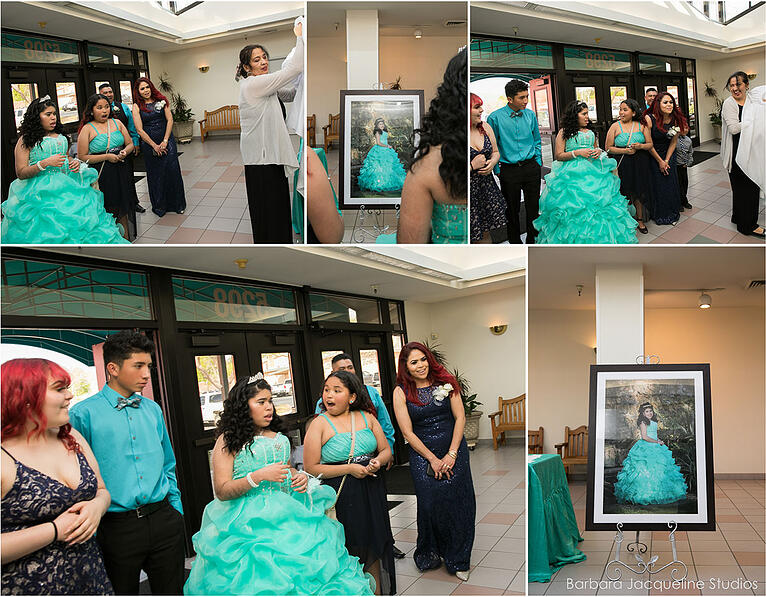 Canvas for a Cause: Make a Wish Quinceanera