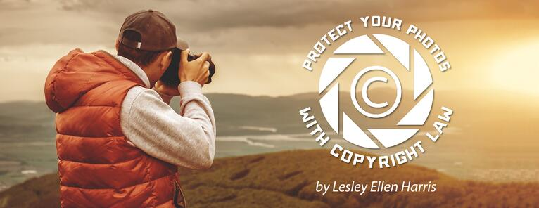 Protect Your Photos With Copyright Law