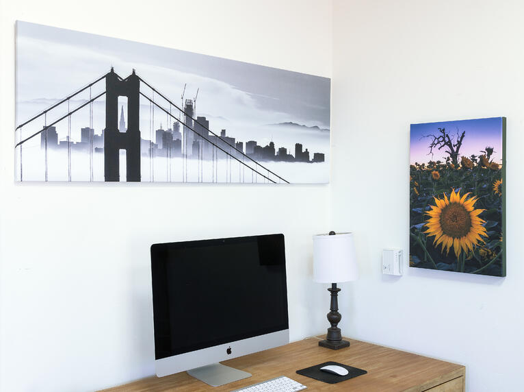 Product Review: Traditionally-Stretched Canvas Prints