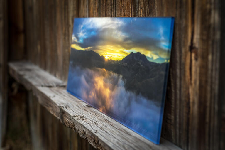 Product Review: High-Gloss Acrylic Prints - Taylor Varnau