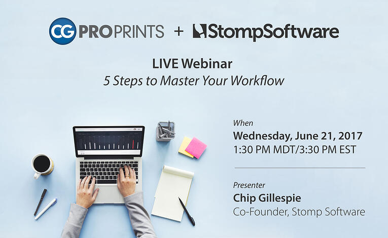 Webinar Recording: 5 Steps to Master Your Workflow