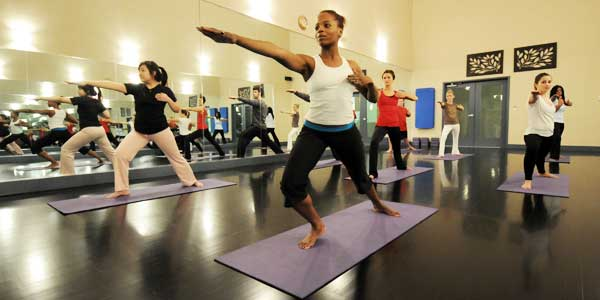 Pilates and Yoga Studio | Crystal Park - Arlington, VA