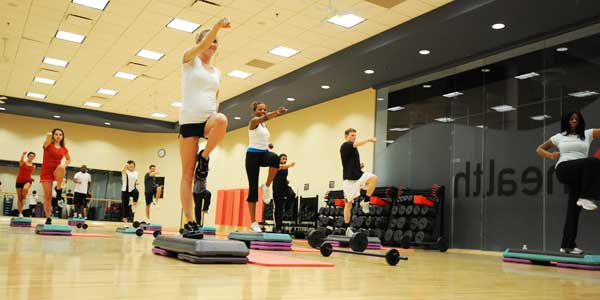 Group Fitness Studio