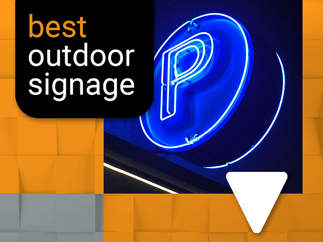 The best outdoor signage for your business