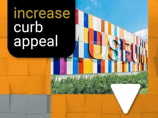 How to increase your businesses curb appeal