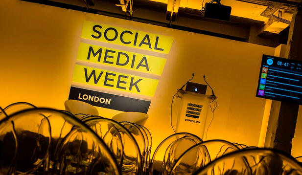 Excited to Participate and Sponsor in the Upcoming Social Media Week London!
