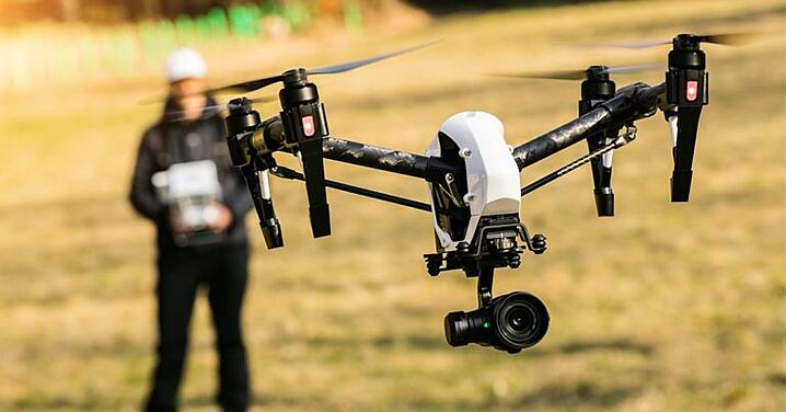 Drones Are Improving Workplace Safety