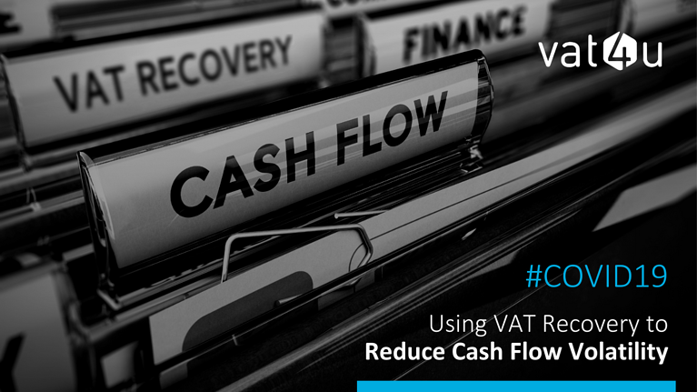 How VAT recovery helps cash flow during the COVID-19 pandemic