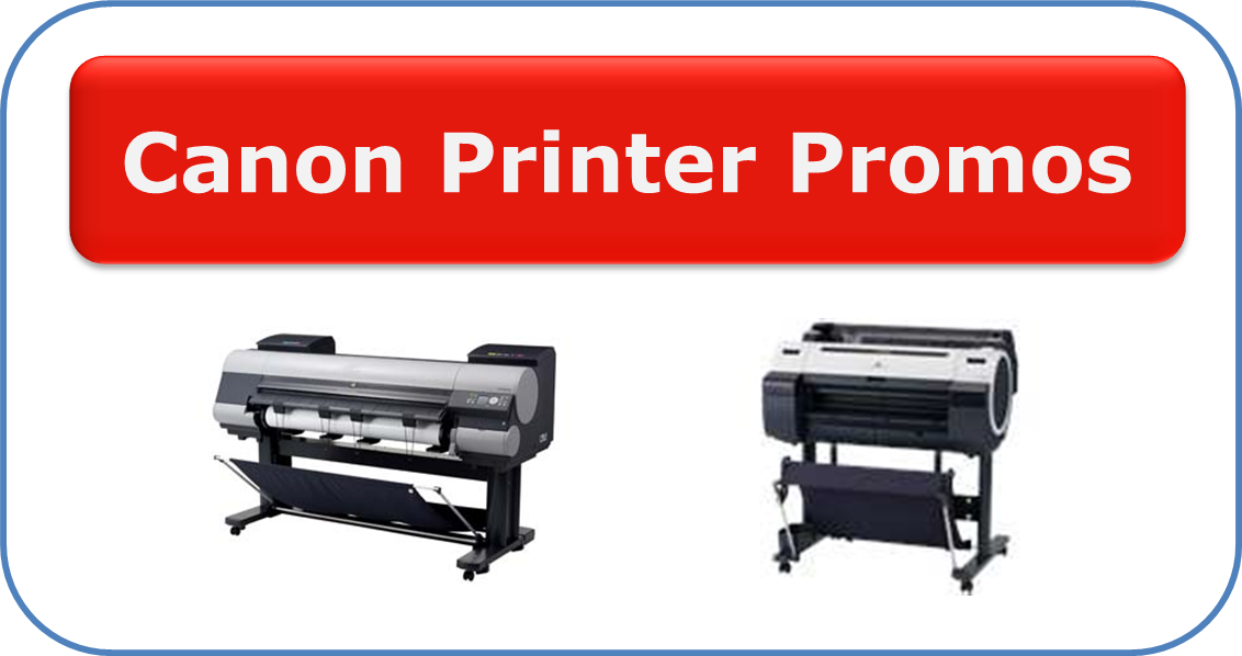 Caon printer promotions