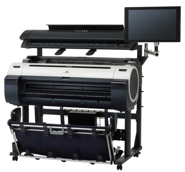 Plotter Printers Canon Canon Cad Plotter Scanner