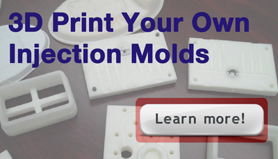 Print injection molds with a 3D printer – Key Benefits (Part