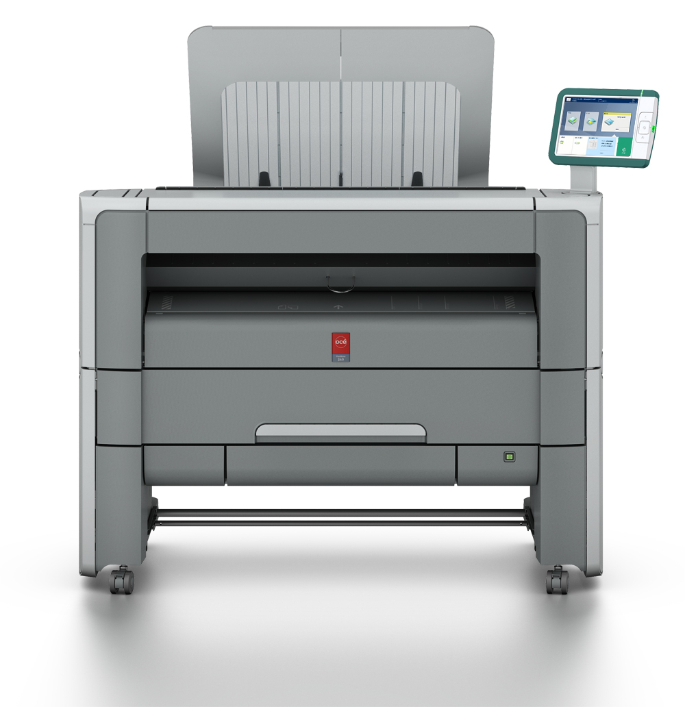 Oce Large Format Printers