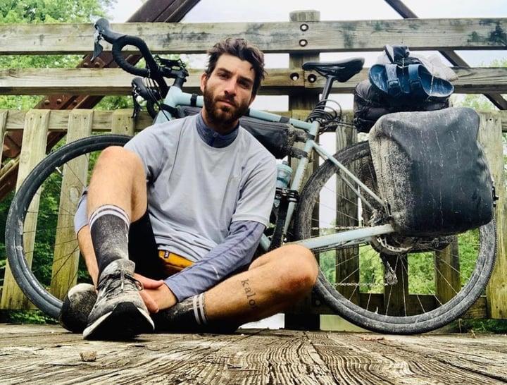 Crossing Kansas By Bike As A Vegan