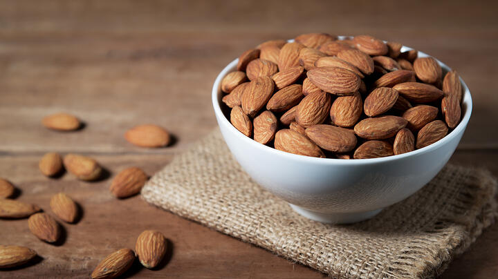 Healthy Truth Immunity Series (Part 2) - Almonds