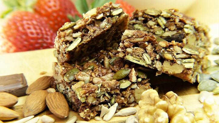 3 Plant-Based Protein Bars (That Actually Taste Good!)