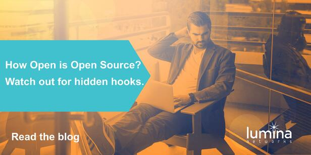 How Open is Open Source? Watch Out for Hidden Hooks.