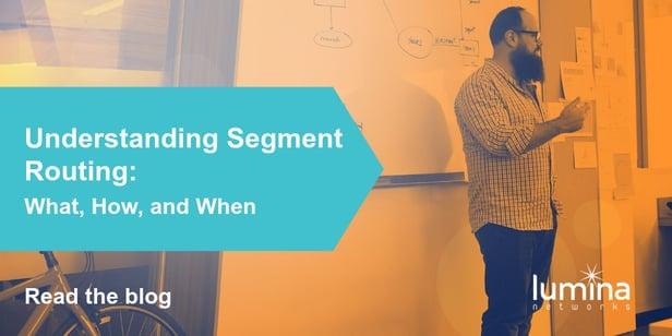 Understanding Segment Routing