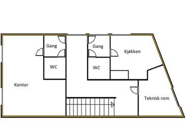 Nye lokaler på Alexander Kiellandsplass