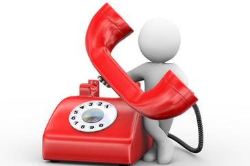 Venezu sitt arbeidsverktøy er telefonen - det er det som har gjort oss til Norges beste møtebooker