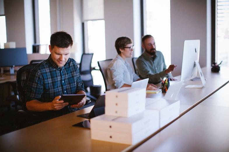 "Trenden ""Choose your own device"" ger högre medarbetarnöjdhet"