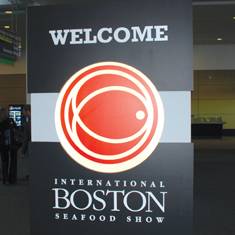 Join Us at the International Boston Seafood Show
