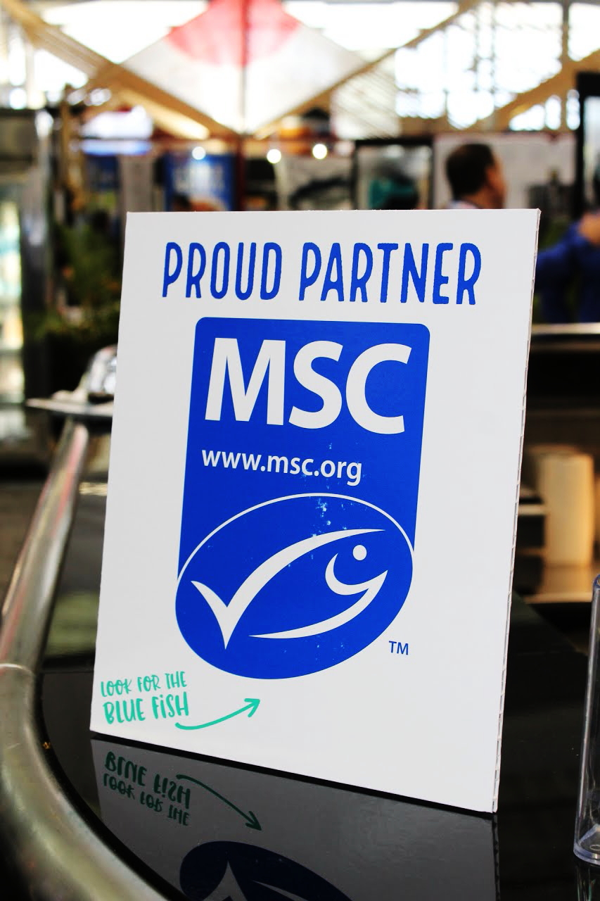 More on The Town Dock's MSC Certification