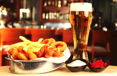 Great Beer Pairings with Different Calamari Styles