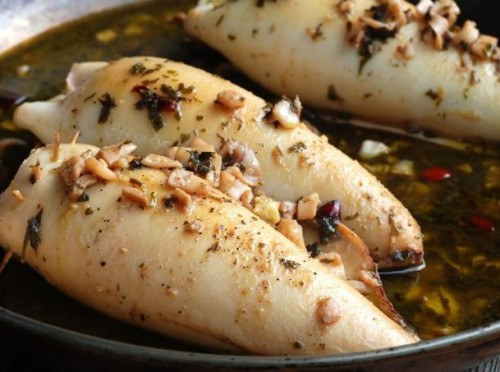 Recipes: Stuffed Calamari Recipes For Your Labor Day Weekend