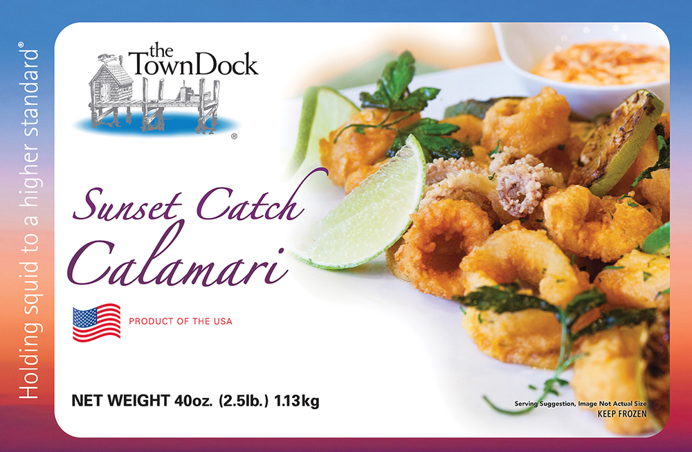 The Town Dock Introduces New California Calamari Line