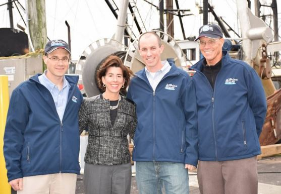 The Town Dock welcomes RI Governor Gina Raimondo
