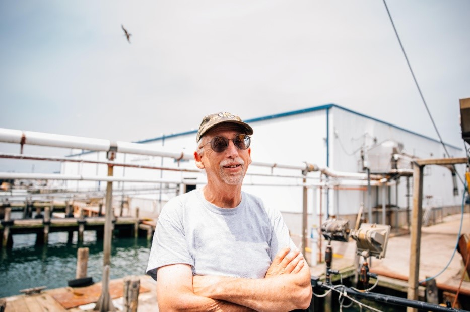 Fisherman Highlight: Meet Captain Philip Merris