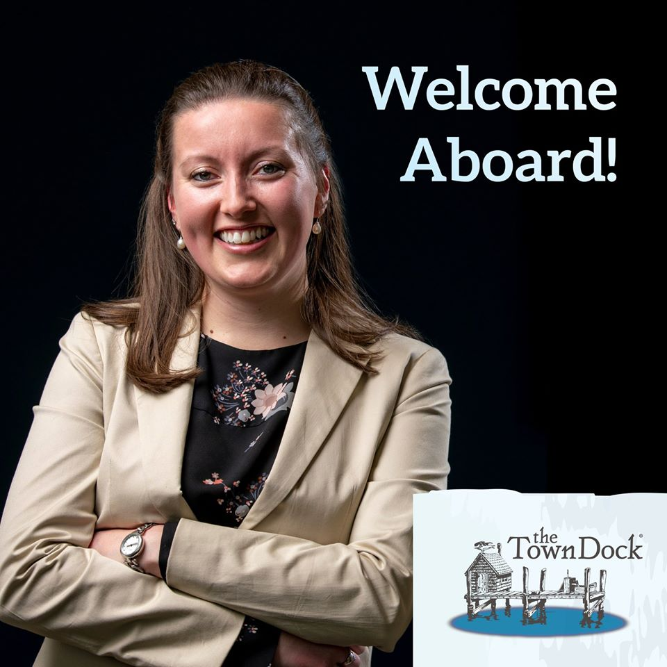 The Town Dock Welcomes Brianna Hughes, Ph.D.