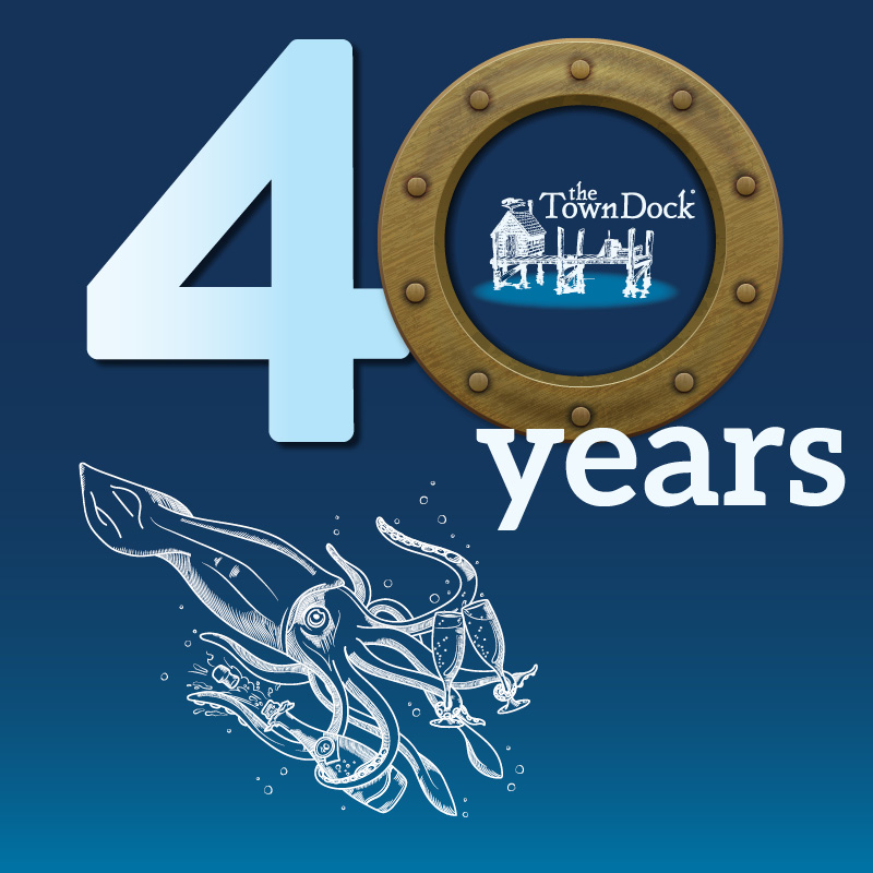 The Town Dock Marks 40 Years
