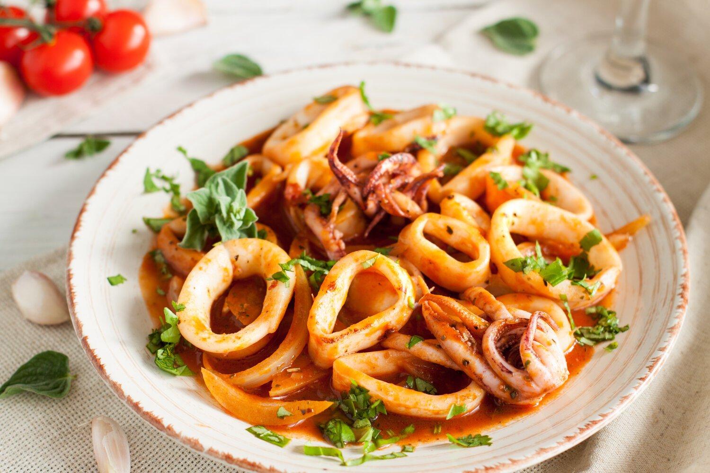 Recipe: Calamari Fra Diavolo