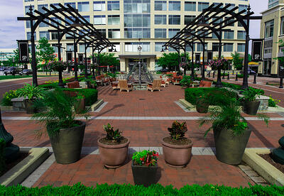 mixed-use-seasonal-color-enhancements-containers-outdoor-seating