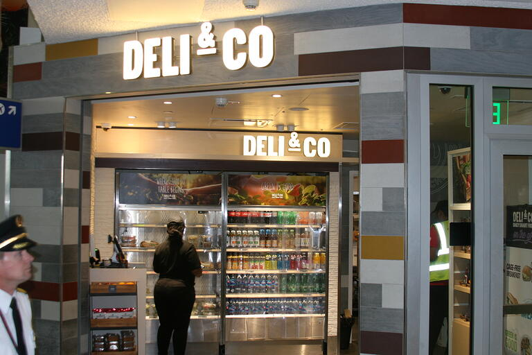 PID Awards Deli & Co. Project to GEC2