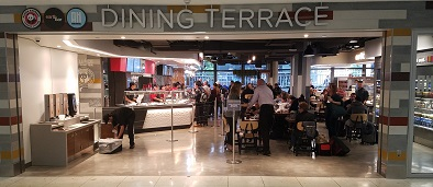 GEC2 Completes T3 Dining Terrace