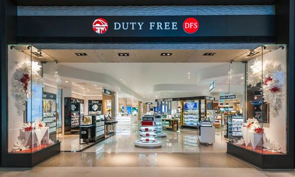 GEC2 is on the go with The Duty-Free Stores