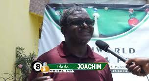 IdadaJoachim, president of SPPA