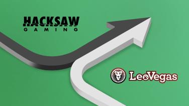 sigma igaming Hacksaw Gaming goes live on LeoVegas.com