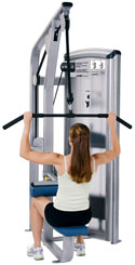 Eagle Lat Pulldown - Premium Fitness Equipment