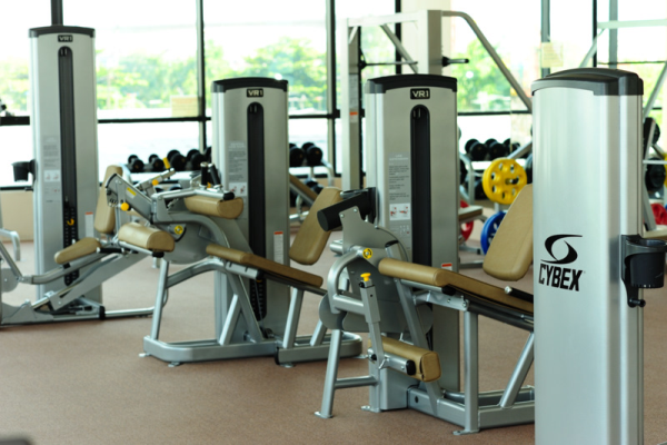 your fitness center