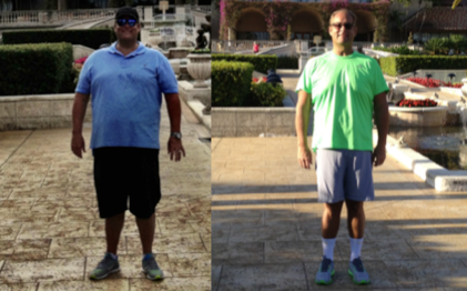 losing 100 pounds with the arc trainer one man's journey