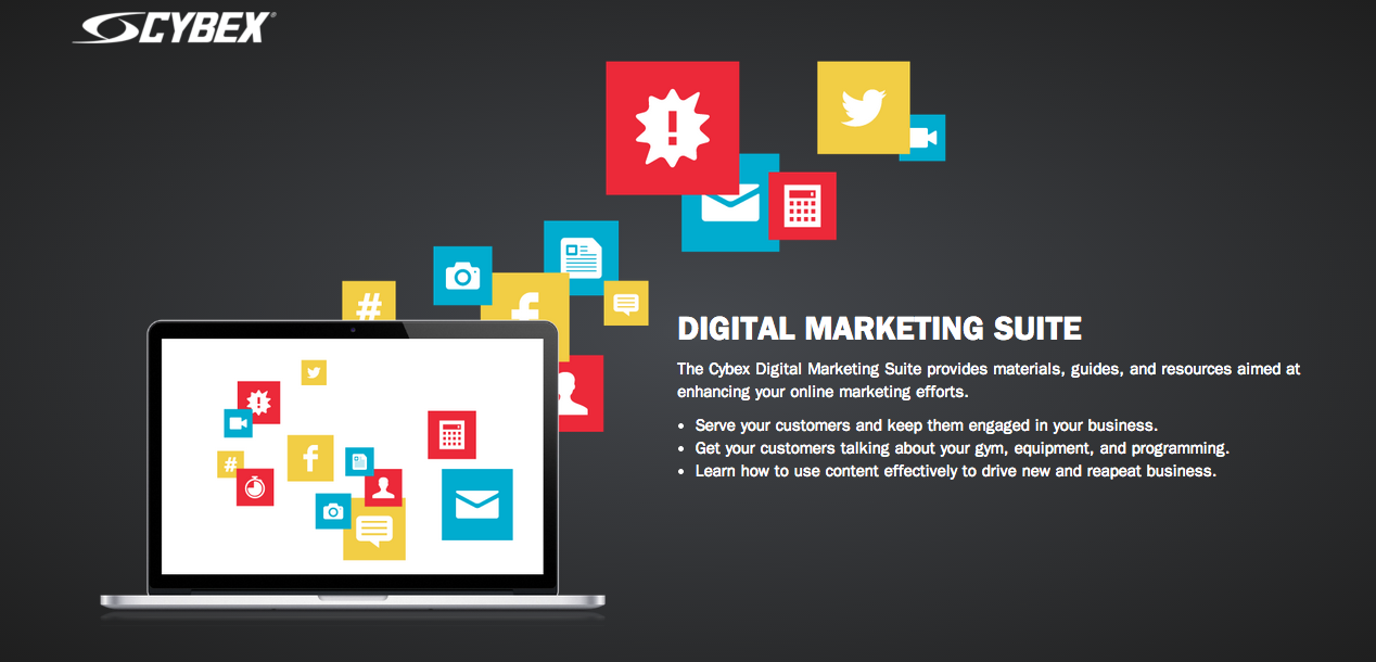 Cybex Digital Marketing Suite